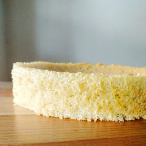 perfect fatless sponge