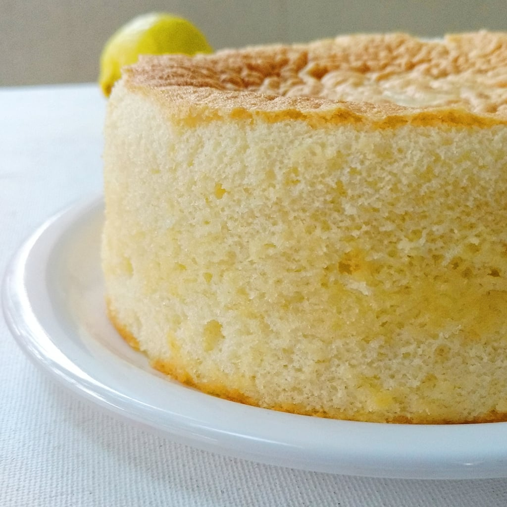 Lime Chiffon Cake Recipe Flours And Frostings