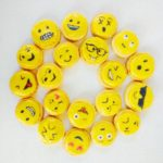 Emoji cookies #creative cookie exchange