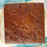 Quick fruit cake (boiled fruit cake)!