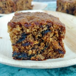 quick or boiled fruitcake