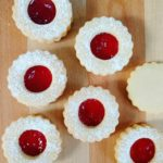 Linzer cookies #7 A week of Christmas Cookies