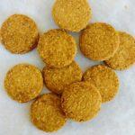 Wholewheat digestive biscuits #creativecookieexchange