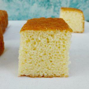 Inch Square Chocolate Sponge Cake Recipe