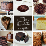 My favourite chocolate recipes !
