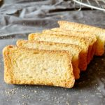 Milk Rusk or Bread rusk