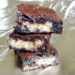 Coconut brownies #creativecookieexchange