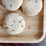 Jeera biscuits or cumin cookies